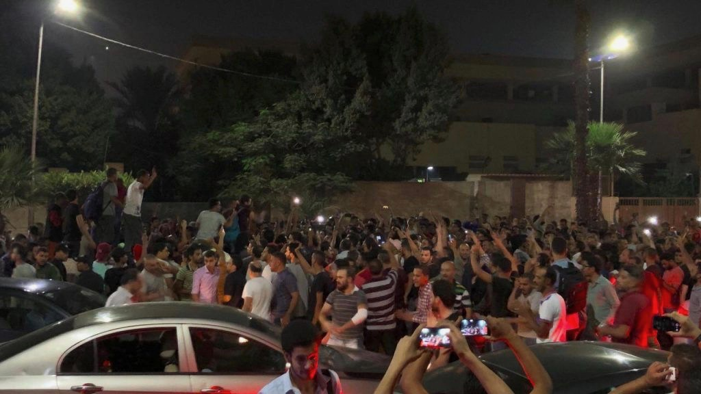 Egypt political prisoners release