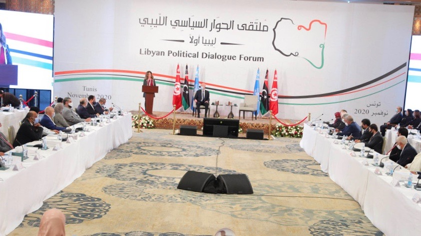 Libyan factions agree to national elections