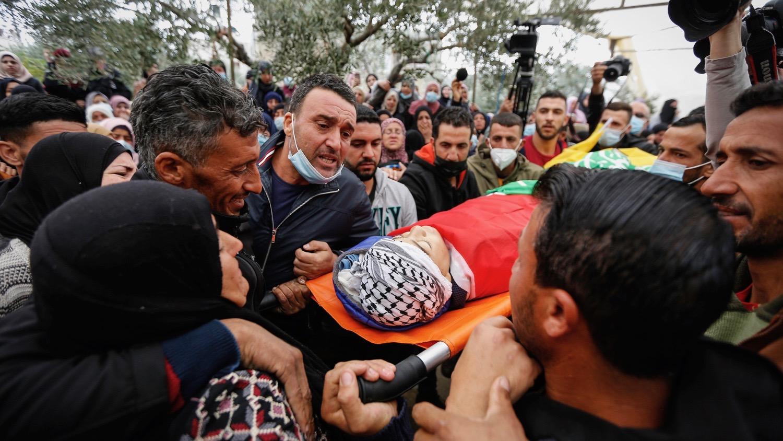UN condemns killing of Palestinian boy