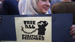 Egyptian activists released