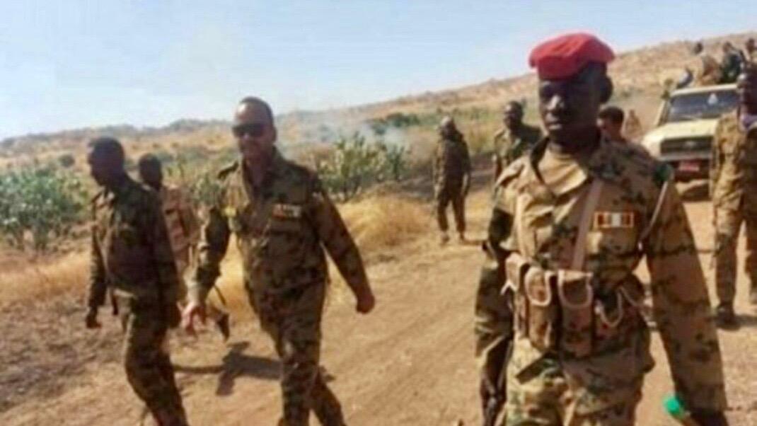 sudan-ethiopia border conflict