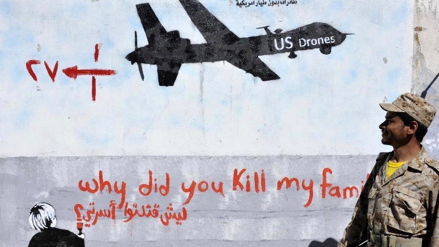 Petition against US drone strikes in Yemen
