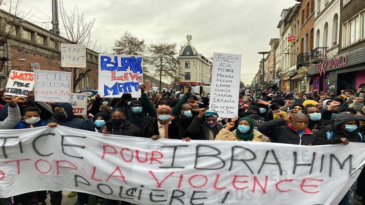 Justice For Ibrahim-Belgium
