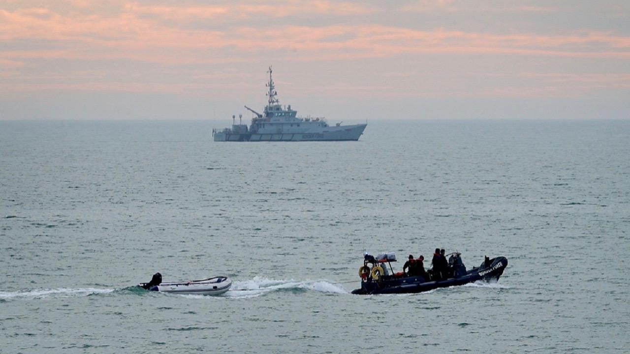 Migrant Crisis-English Channel