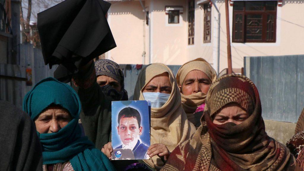 Fake encounter Kashmir