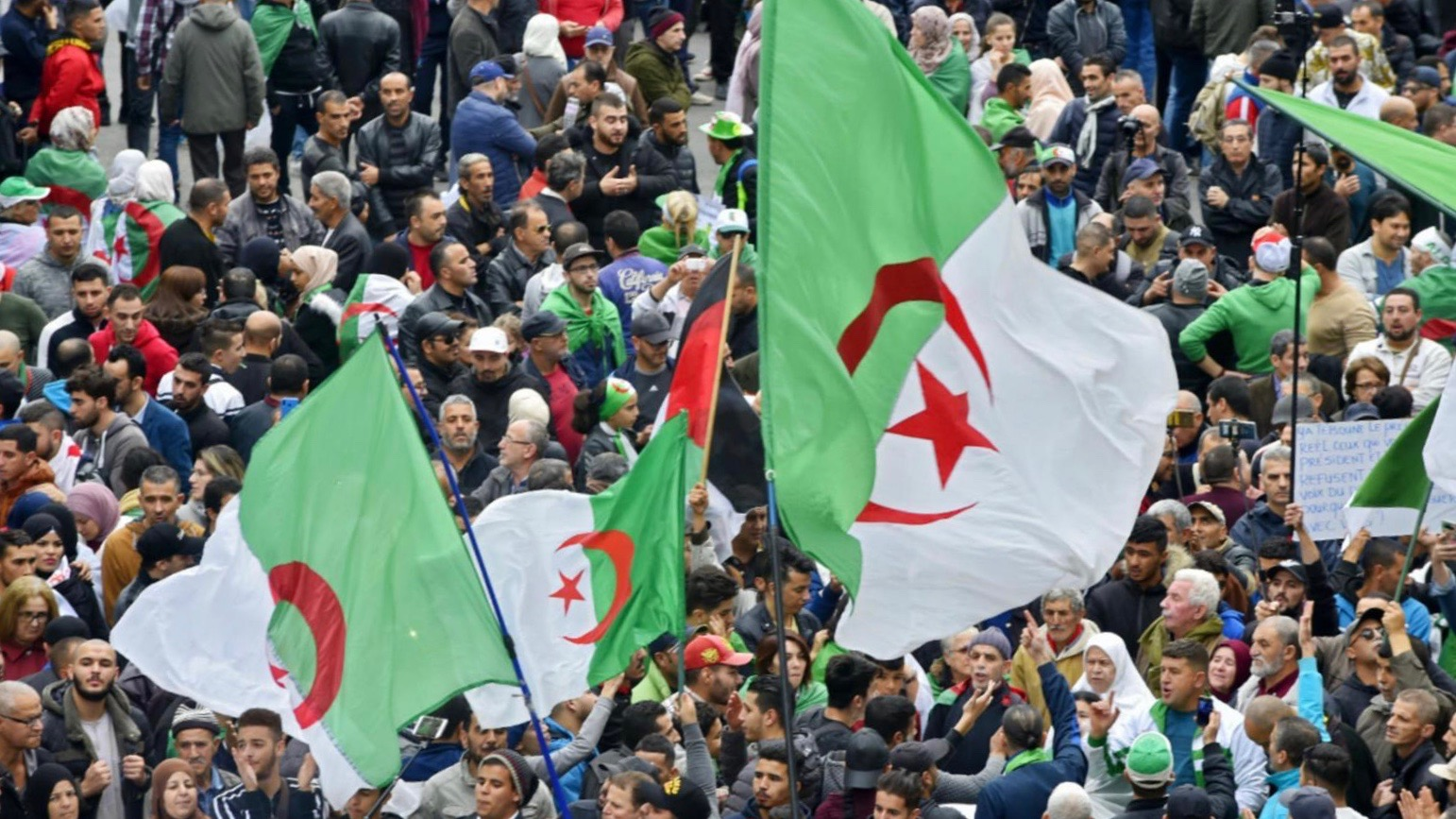 Hirak activists hospitalized Algeria