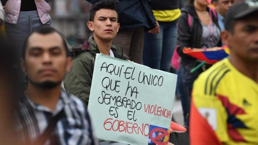 This image has an empty alt attribute; its file name is gobierno-violencia-2.jpg