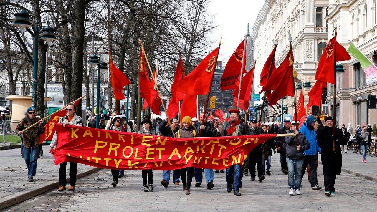 Interview-Communist Party Finland