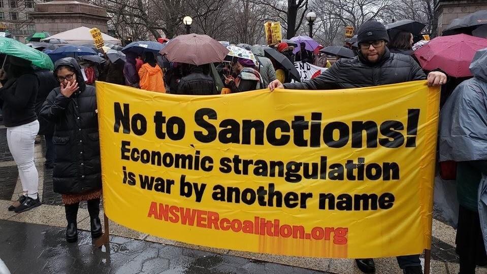 Sanctions on Iran
