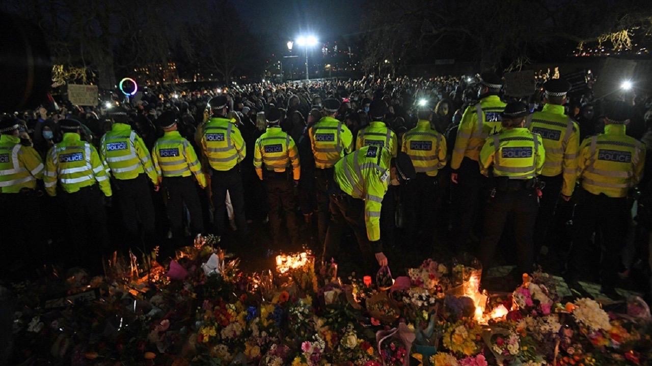 Police Repression-UK