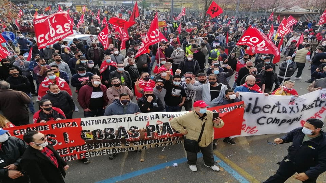 Workers Strike-Italy