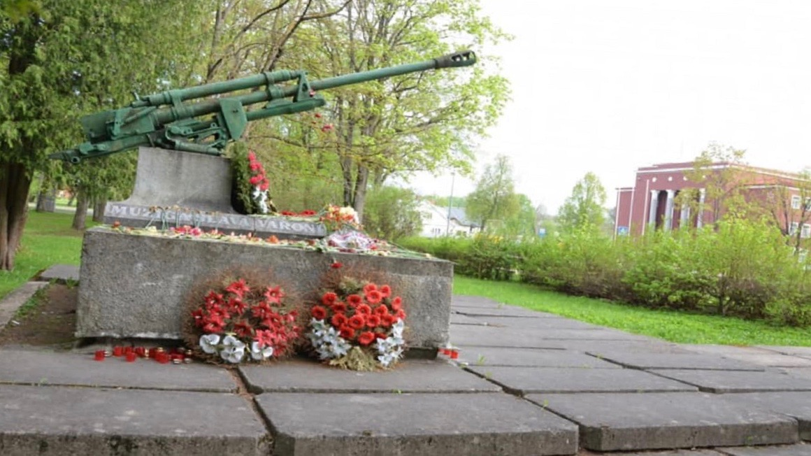 Red Army Monument-Latvia