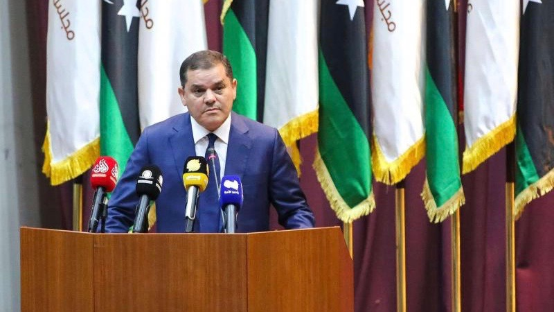 Libyan interim govt approved