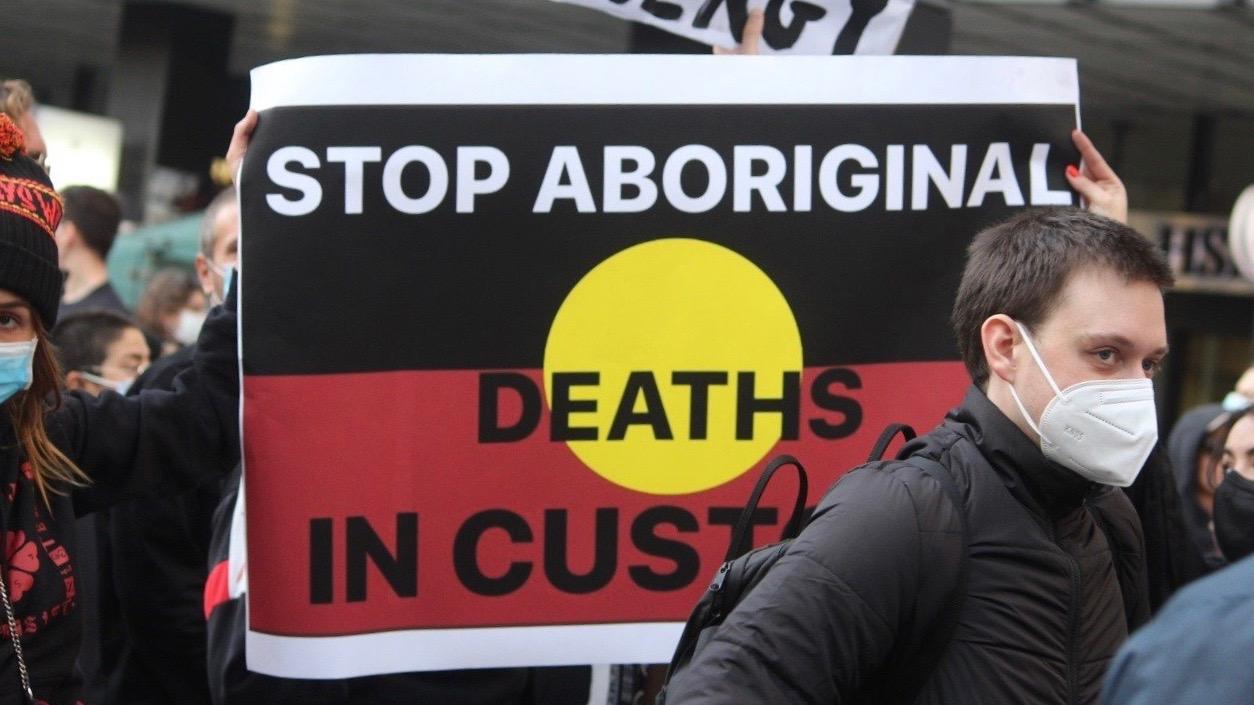 Australia aboriginal deaths