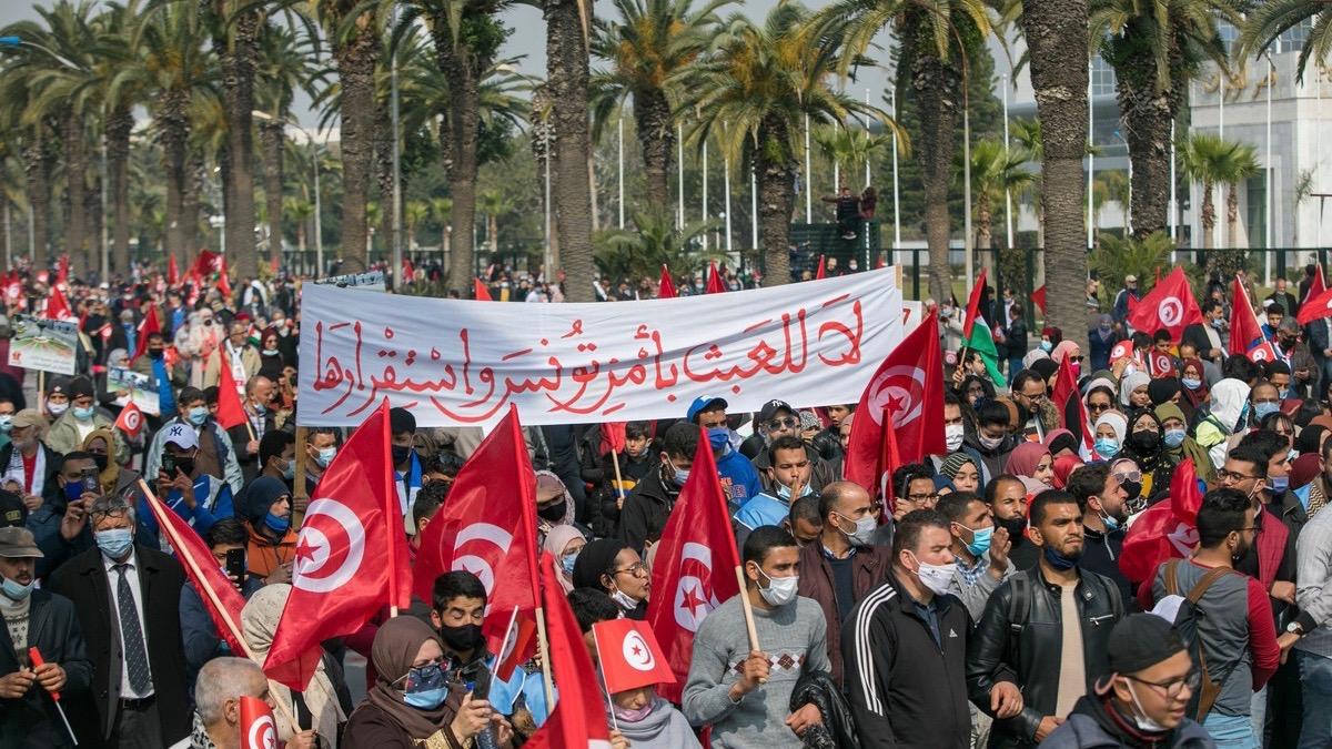 Tunisia political crisis