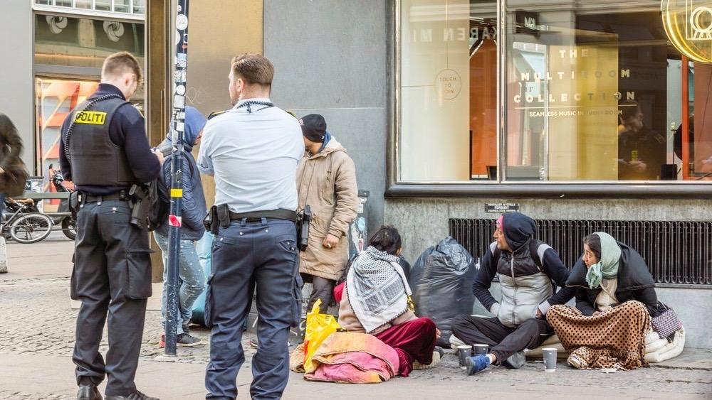 Syrian refugees Denmark