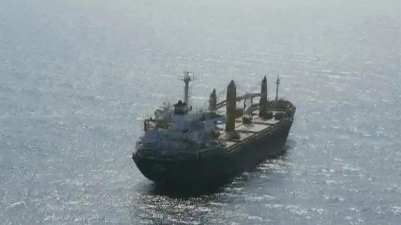Iranian vessel attacked