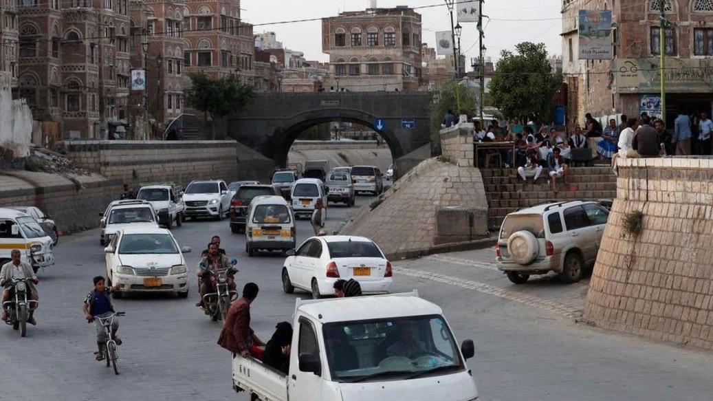 Fighting in Marib, Yemen