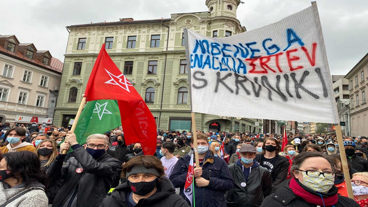 Resistance Day-Slovenia
