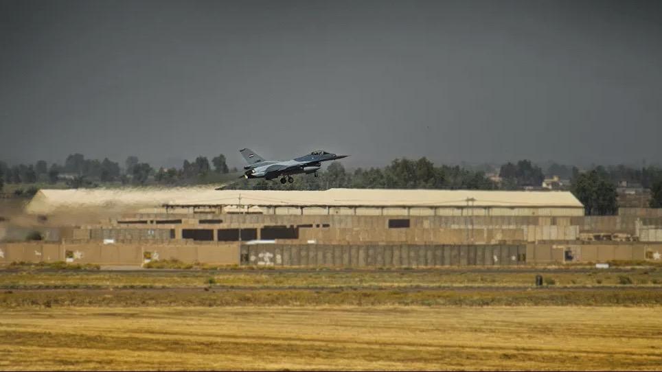 Iraq airbase attacked