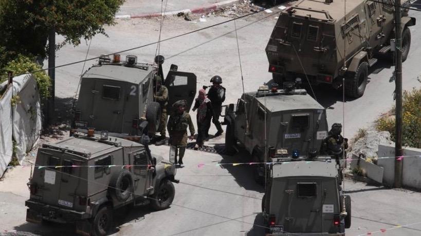 Israel arrests Hamas leaders
