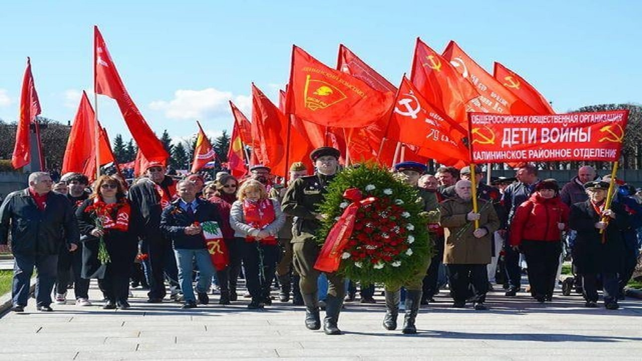 Victory Day-Europe
