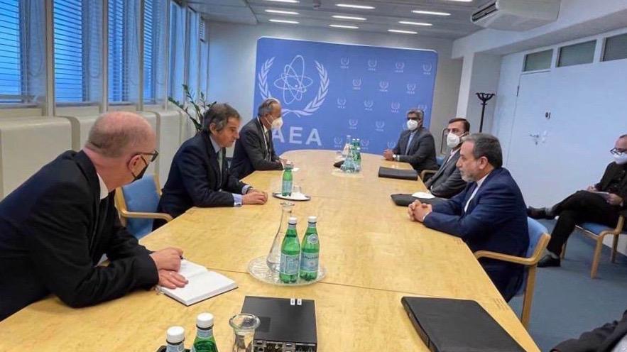 Iran-IAEA agreement