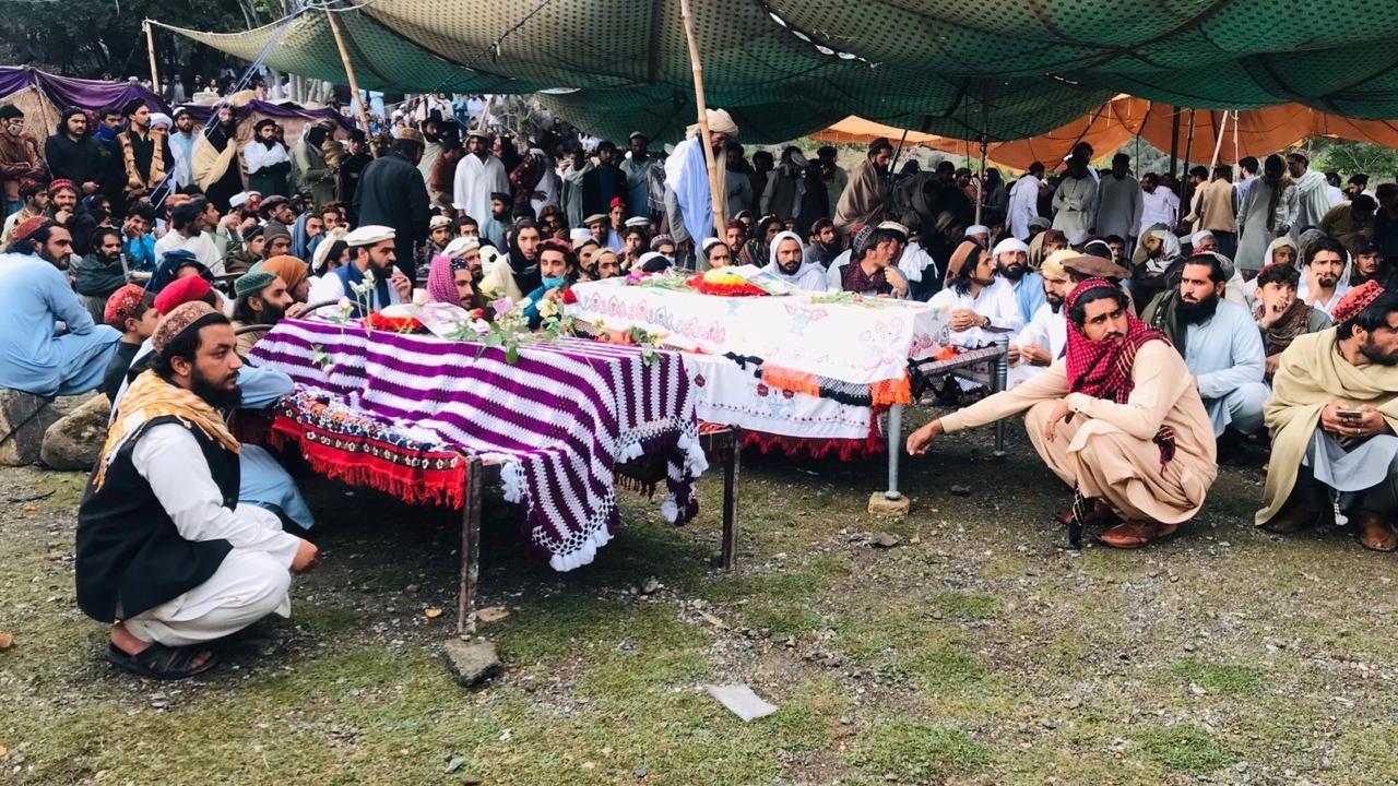 Teenagers killed S Waziristan Pakistan