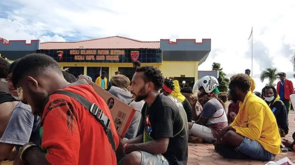 West Papua protests