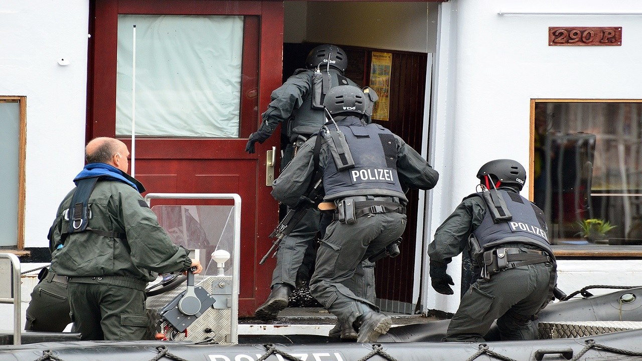 Frankfurt Police