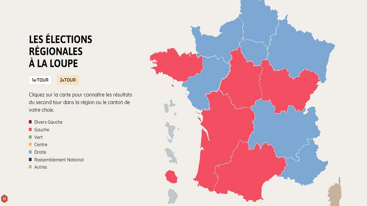 Regional elections -France