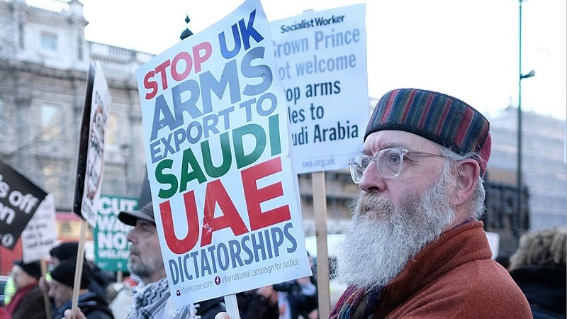 UK weapons sale