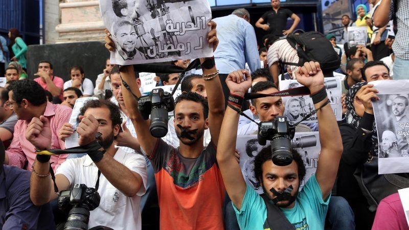 Human rights violation in Egypt