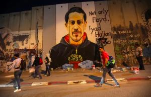 Palestinian man killed