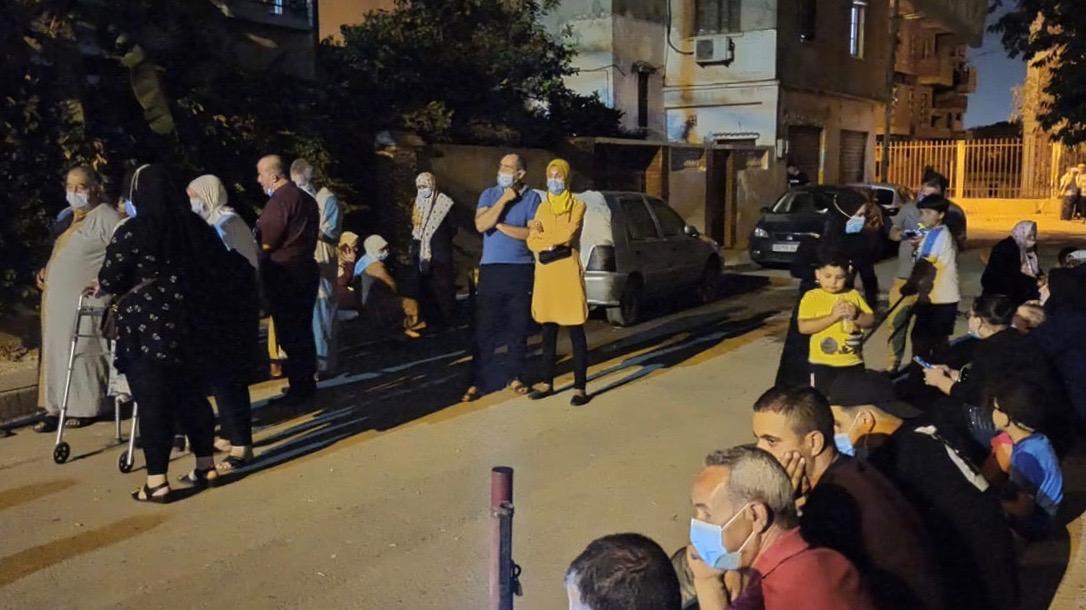 Algeria political prisoners freed