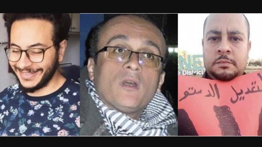 Political prisoners in Egypt