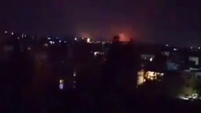 Israeli airstrikes in Syria
