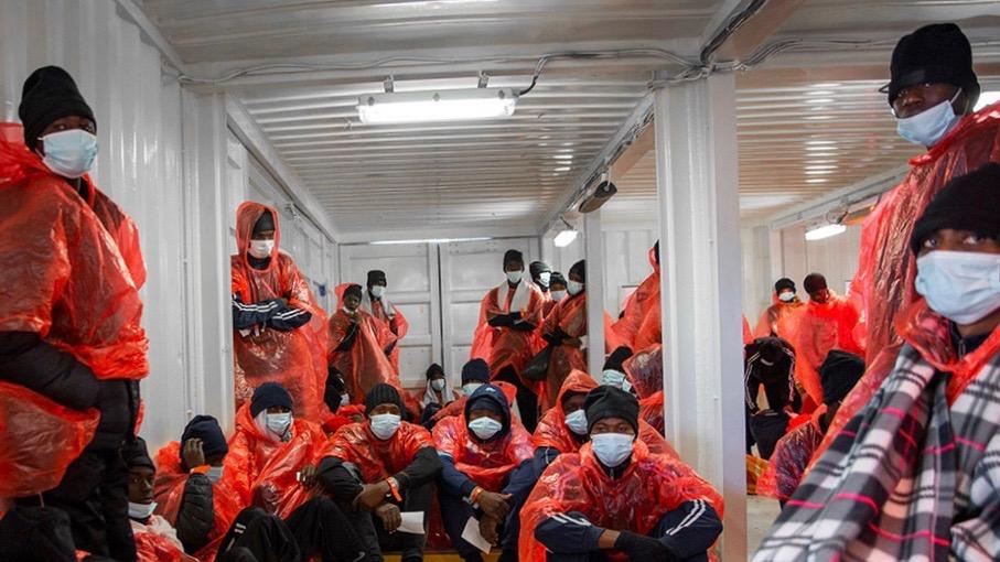 IOM report migrants deaths