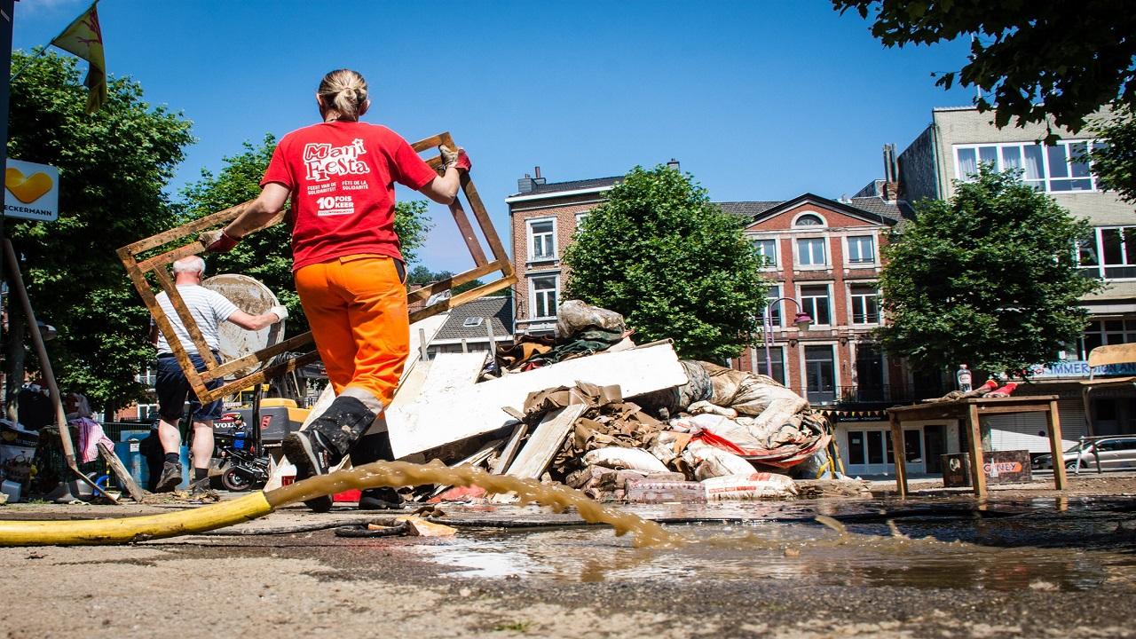 Belgian Floods