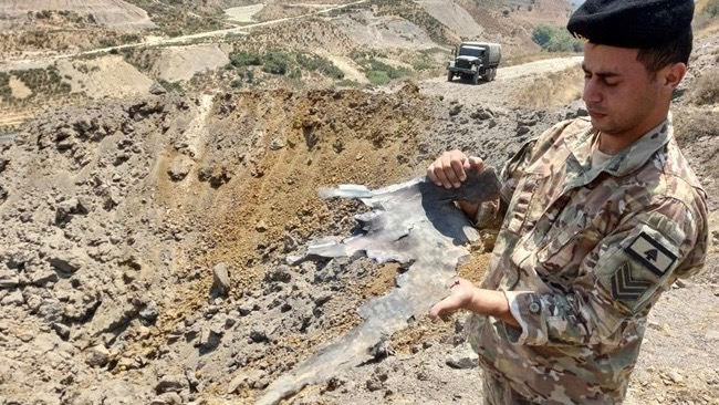 Israeli airstrikes in Lebanon