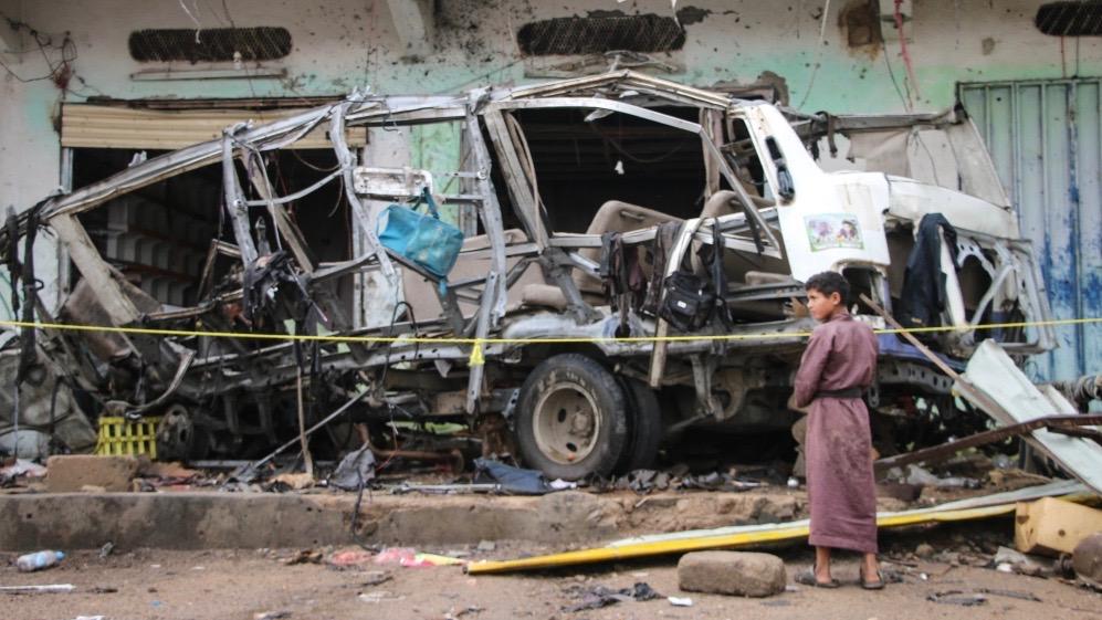ICC on Yemen war crimes
