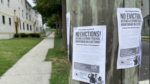 US eviction ban