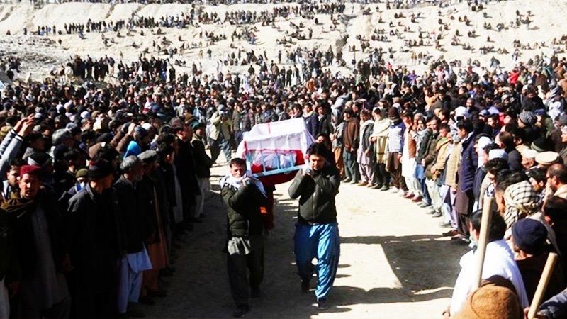 Balochistan miners death
