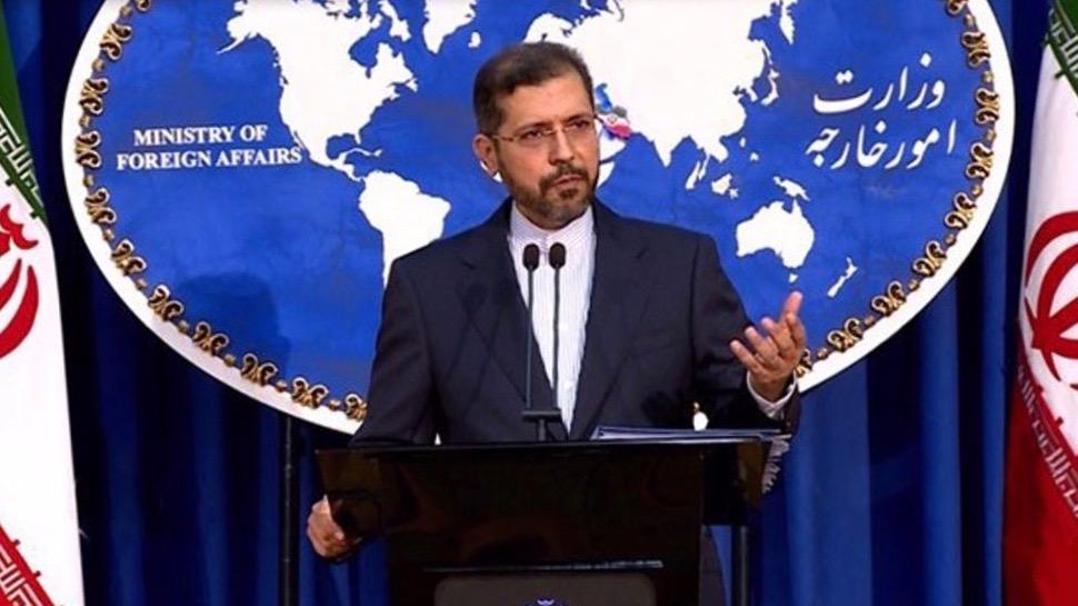 Israel accuses Iran