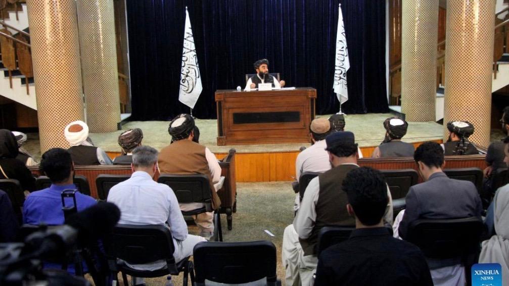 New Afghan govt