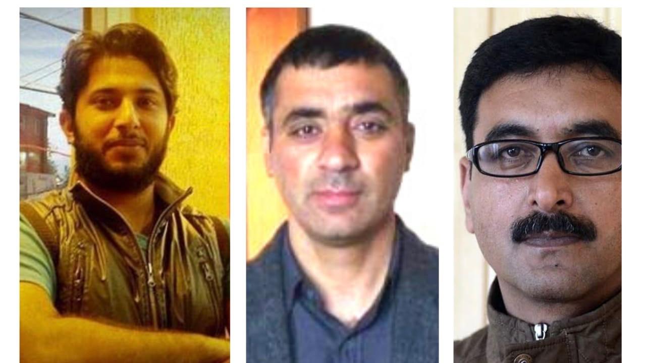 Kashmir journalists
