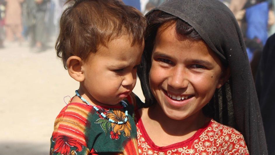 Afghanistan children