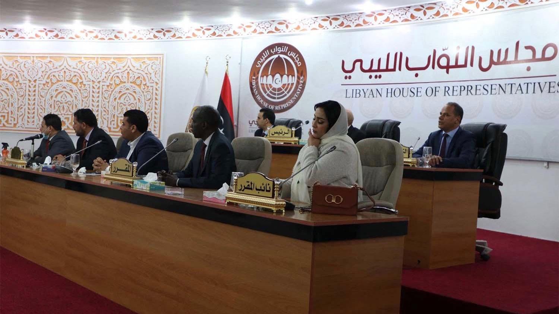 Libyan lawmakers