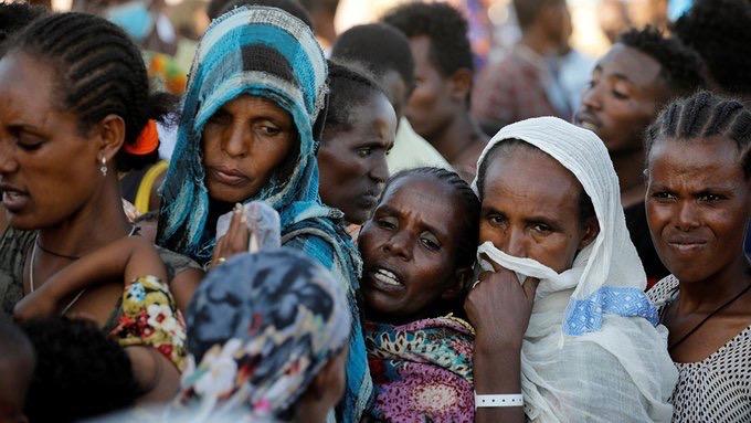 North Ethiopia civil war