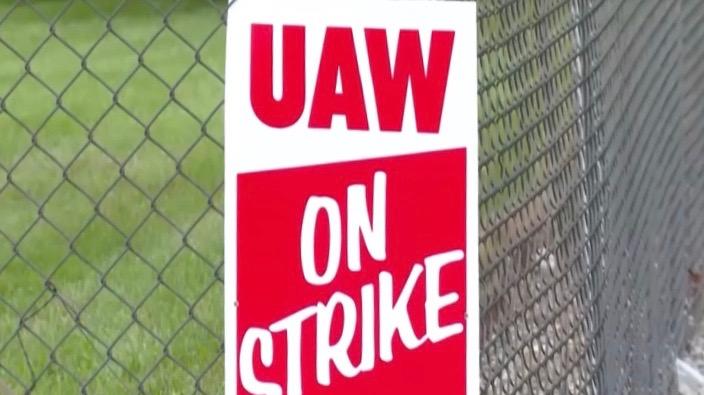 US workers strike